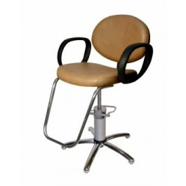 Collins 1700S Berra Hydraulic Styling Chair