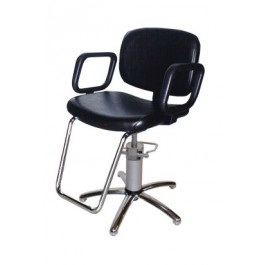 COLLINS 1800S QSE USA. STYLING CHAIR STAR BASE 7 YEAR WARANTY