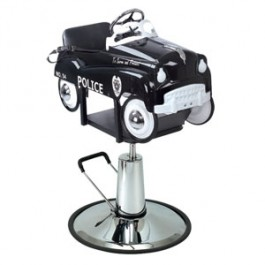 PIBBS 1807 KID'S POLICE CAR HAIR CUTTING CHAIR