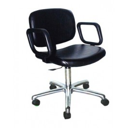 COLLINS 1840 QSE  5 ROLLER CASTER BASE TASK CHAIR