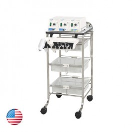Paragon 303T Mobile Cart With Facial System