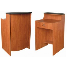 3348-24 CAMEO Reception Desk