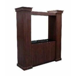 COLLINS 39552.4 Special Order Room Divider and Storage