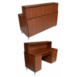 COLLINS 416-56RD BETA QSE RECPTION DESK QUICK SHIP COLORS
