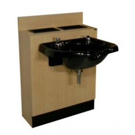 COLLINS 427-30 QSE SHAMPOO CABINET, SHAMPOO BOTTLE WELLS BULK HEAD