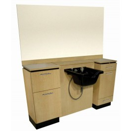 Collins 4425-72 Qse Deluxe Barber Station