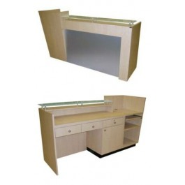 COLLINS 45325.1 S/O, Reception Area Desk