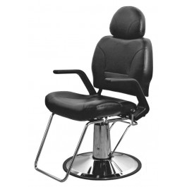 Jeffco 676AP HICKORY All Purpose Chair - With Headrest