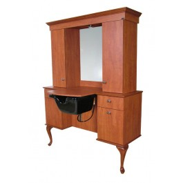 Collins 879-54 BRADFORD Wet Booth Vanity