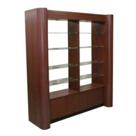 COLLINS 918-78-1 CAMDEN Retail Display. Free Standing, finished on all sides.