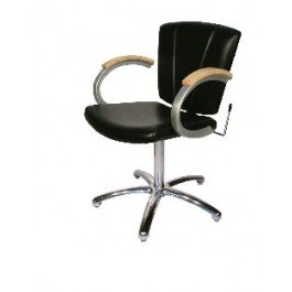 COLLINS 9731 VANELLE  SA QSE Lever Or Spring-Control Shampoo Chair with Slim-Star Base