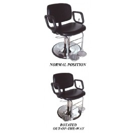 COLLINS 7700 ACCESS Hydraulic Styling Chair