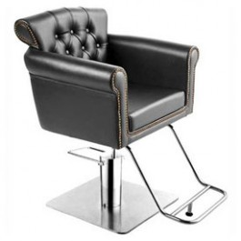 AYC K1169 SALOON Styling Chair - Brown