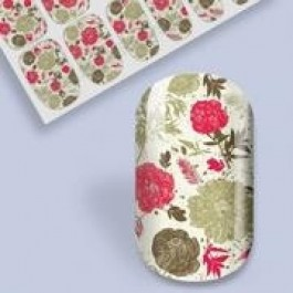 B. Youthful Nail Wraps - Flower Boutique