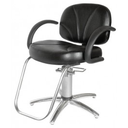 COLLINS 6500S Le FLEUR Styling Chair w/ Star Base