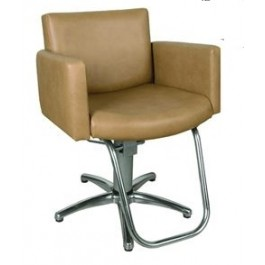 Collins 6900S CIGNO Hydraulic Styling Chair with Optional Slim-Star Base