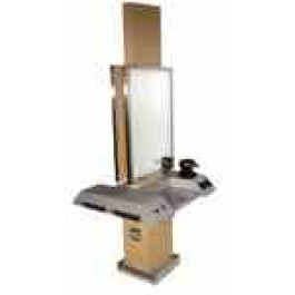 COLLINS 49732.5 EMPIRE FREE STANDING STATION FOR TWO STYLIST WILLSON ART COLORS