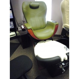 Used Pedicure Unit Continuum Maestro - Pick Up Only