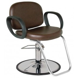 Jeffco 604.0.G CONTOUR Hydraulic Styling Chair