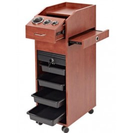 Pibbs D-39-WD Portable Styling Station