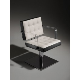 Salon Ambience SH/420 DIAMOND Styling Chair - SH/420-4/Q Square Base