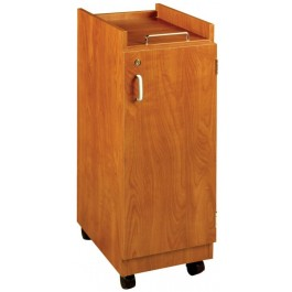 KAEMARK LC-1051 ROLLER CART 5 DRAWERS DOOR WITH LOCK,