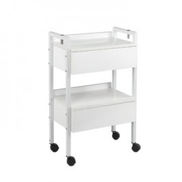 PARAGON H-3 Facial Trolley w/ 2 Drawers & Power Strip