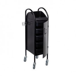 SALON ROLLER METAL TROLLY/ CART, PARAGON HT-01