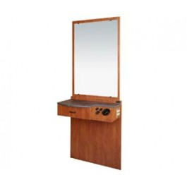 KAEMARK USA LC-1005 A LA CARTE STATION, MIRROR/PANNEL/DRAWER/APPLIANCE