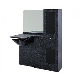 STYLING WET SHAMPOO STATION, KAEMARK, Comfort Wet Station O-5060 OPAQUE