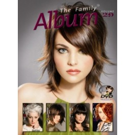 WORCESTER FAMILY ALBUM #29 HAIR STYLES ***OUT-OF-STOCK***