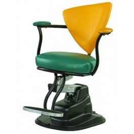 Paragon 1007-EB ILLUSION STYLING CHAIR W/ELECTRIC BASE