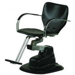 Paragon 6672-EB Styling Chair w/ Electrical Base