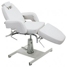 "Pibbs HF803 DELUXE Facial Chair with Hydraulic ""H"" Base"