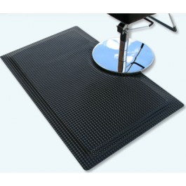 Rhino HIDE ANTI FATIGUE SALON MAT 5' X 5' Semi-Cirle RFLX-6060S Beauty Salon Mat available in1/2""