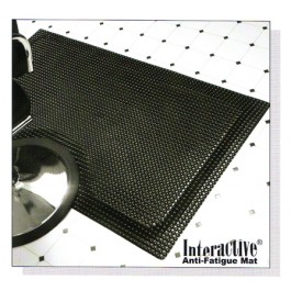 "RHINO REFLEX SALON MAT 3' X 5' Rectangle RFLX-3660R 9/16"" OR 1"" THICK 3660R 9/16"""