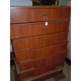 JEFFCO WALL MOUNT STATIONS ONE DRAWER 36""