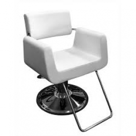Union Beauty SC8801 White Styling Chair