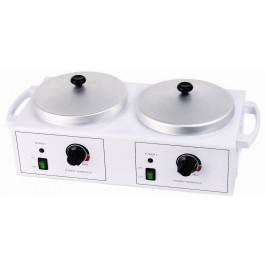YCC WW110-D Deluxe Dual Wax Warmer