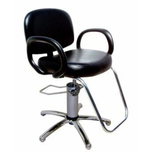 Collins 1600S KIVA QSE  Hydraulic Styling Chair with Slim