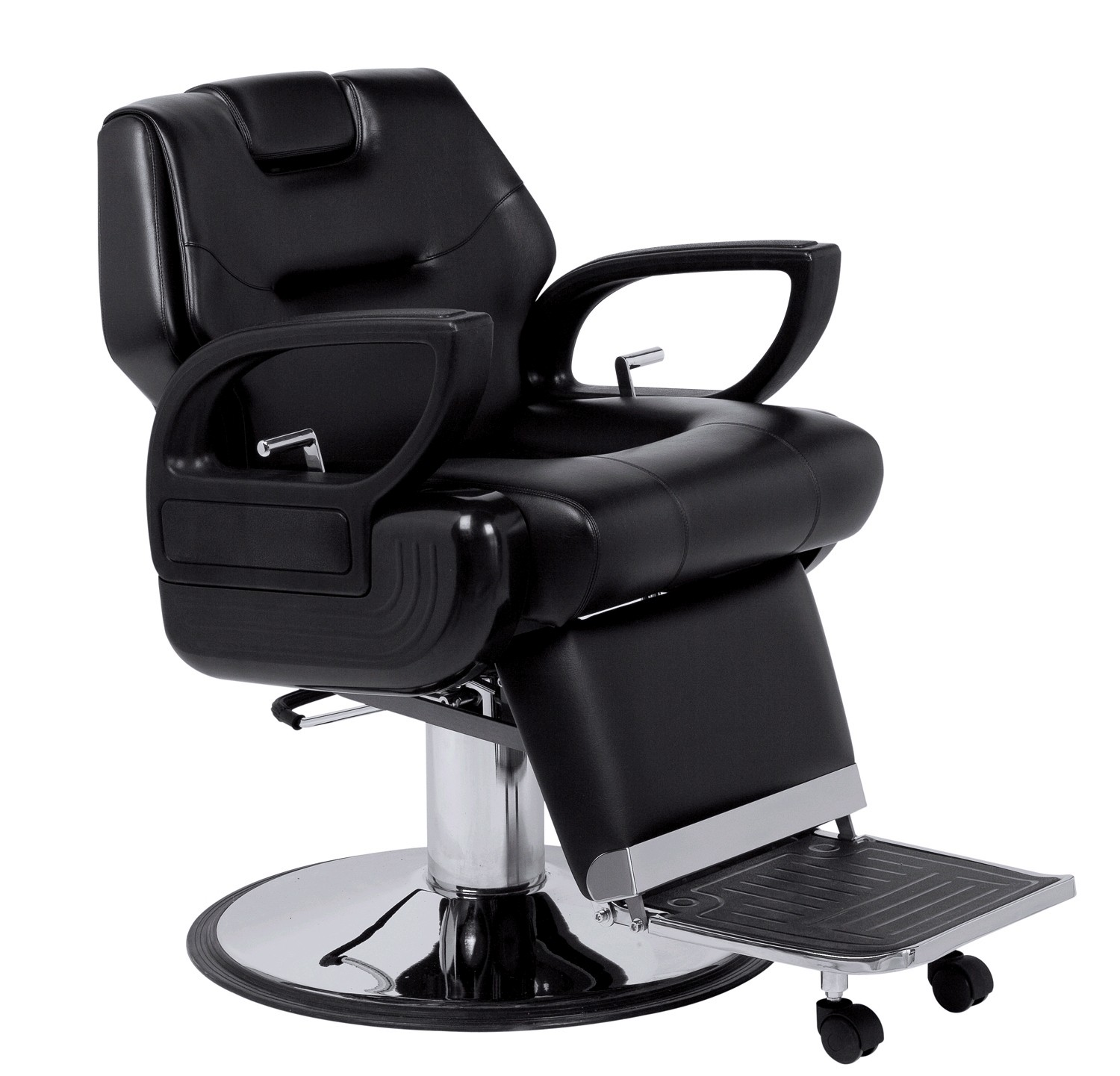 SAVVY 001-B BARBER CHAIR With Head Rest