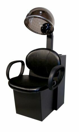 COLLINS 1720D BERRA USA QSE Dryer Chair Comfort Aire Dryer Included