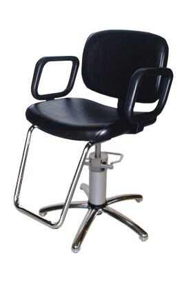 Collins 1800S QSE Styling Chair w/Slim Star Base