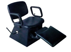 Collins 1850L QSE Shampoo Chair With Lever Control