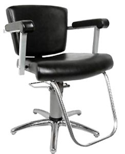 COLLINS 7600 VITTORIA Hydraulic Styling Chair