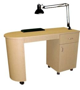 39038.6  COLLINS Special Order- Manicure Table