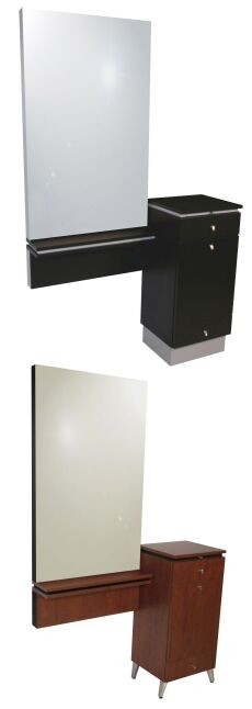 Collins 4405-48 QSE NEO Styling Station - WIth Mirror & Frame