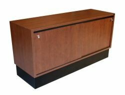 COLLINS 418-48 QSE Base Cabinet Retail Display