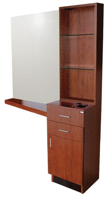 Collins 505-54 Tower Station With Retail Display