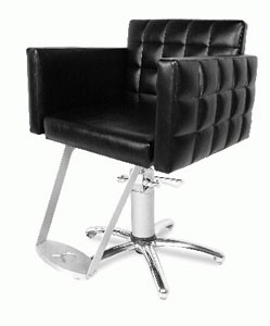 Collins 6800S NOUVEAU Styling Chair w/Star Base